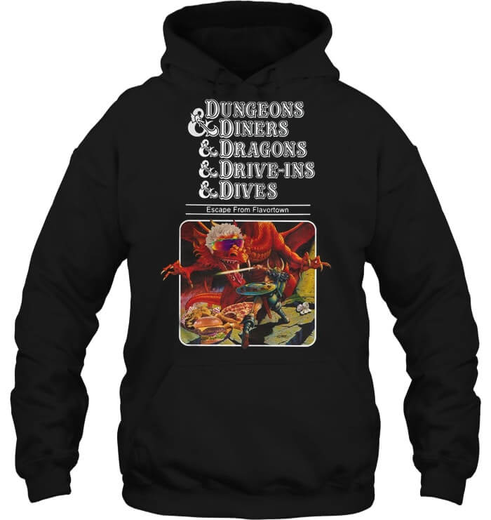 Dungeons and dragons t shirt