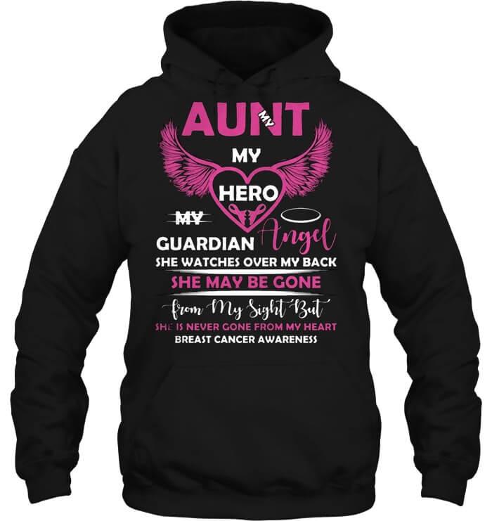 My Aunt My Hero My Guardian Angel for men